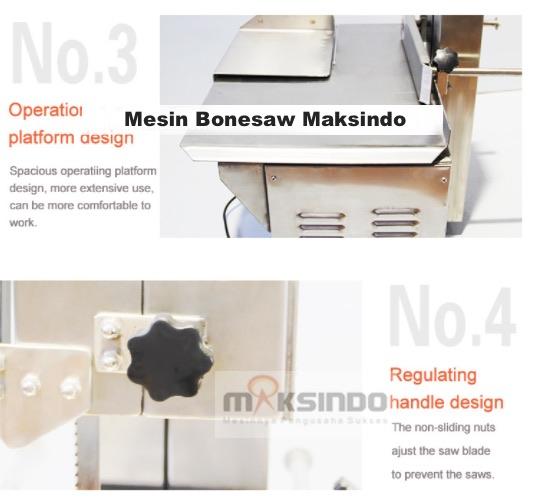 Bonesaw Pemotong Daging Beku BSW3003 Bonesaw Pemotong Daging Beku (BSW400)