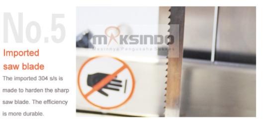 Bonesaw Pemotong Daging Beku BSW3004 Bonesaw Pemotong Daging Beku (BSW400)