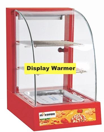 Mesin Display Warmer MKS 1W 2 Mesin Display Warmer (MKS 1W)