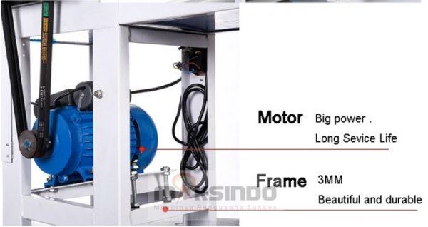 Mesin Cetak Mie dan Press Adonan MKS 900 3 Mesin Cetak Mie dan Press Adonan MKS 900