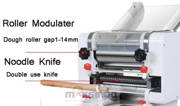Mesin Cetak Mie dan Press Adonan MKS 900 4 Mesin Cetak Mie dan Press Adonan MKS 900