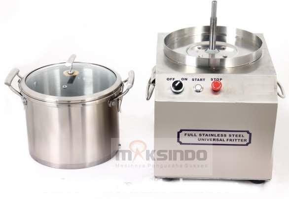 Universal Fritter 17 Liter MKS UV17A 7 Universal Fritter 25 Liter (MKS UV25A)