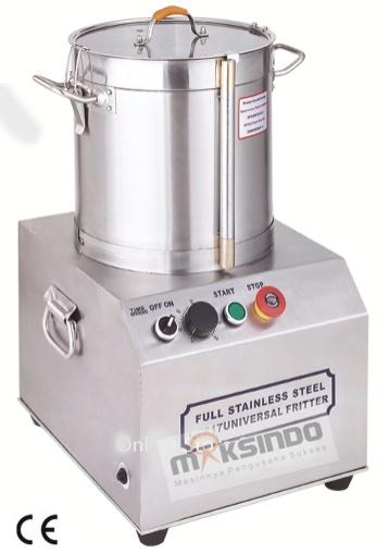Universal Fritter 17 Liter MKS UV17A 9 Universal Fritter 25 Liter (MKS UV25A)
