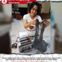 Bakmi Syane : Mesin Mudah Dipakai dan Sangat Praktis