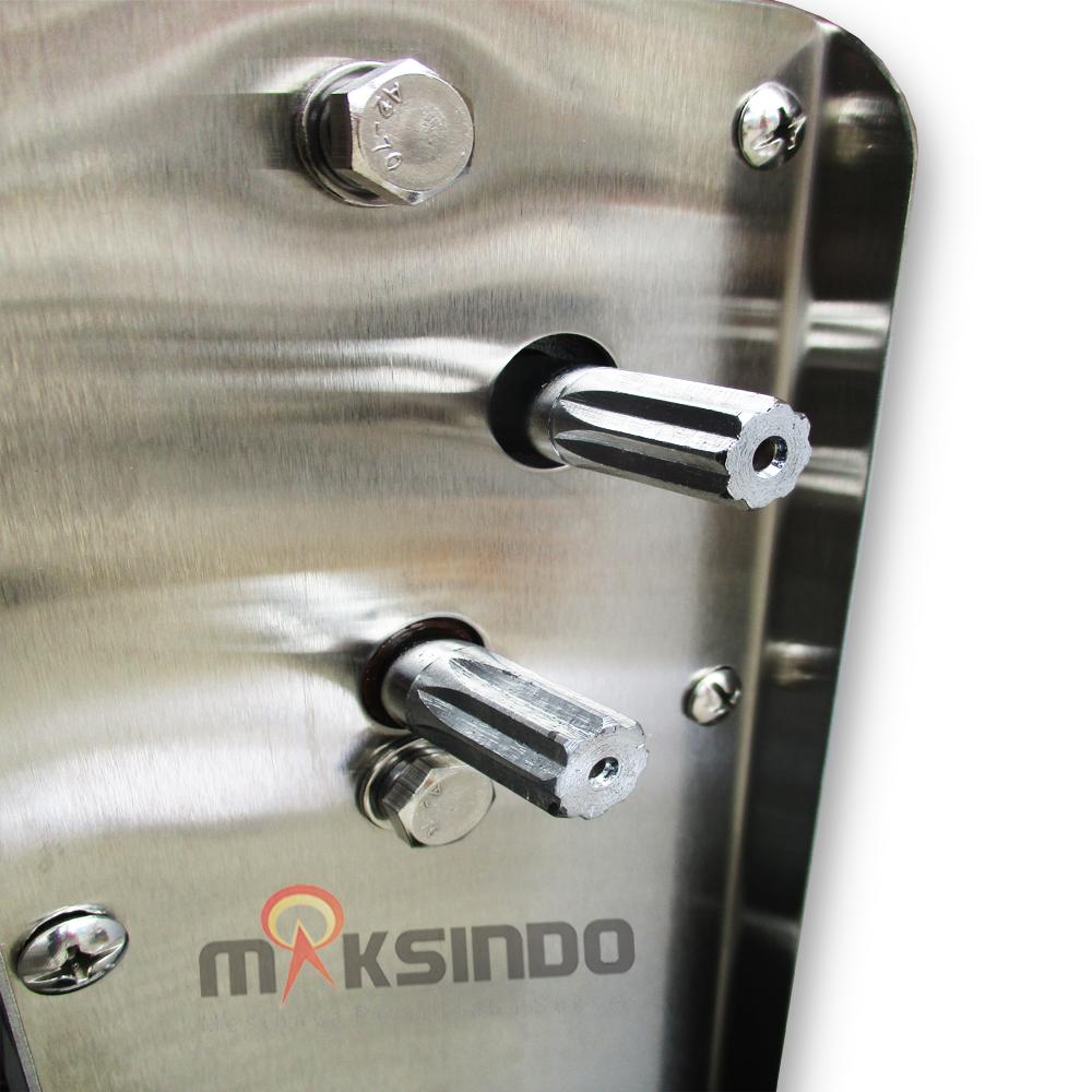 MKS 7V VERSI 6  Mesin Pembuat Sosis Vertikal MKS 10V