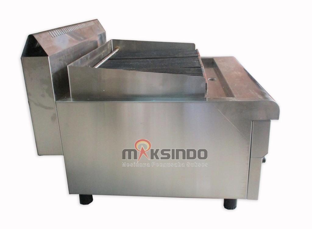 17 versi 41 1024x752 Counter Top Gas Lava Rock Grill MKS 603GL
