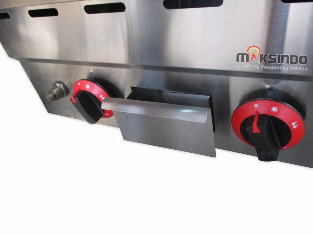 17 versi 51 1024x768 Counter Top Gas Lava Rock Grill MKS 603GL